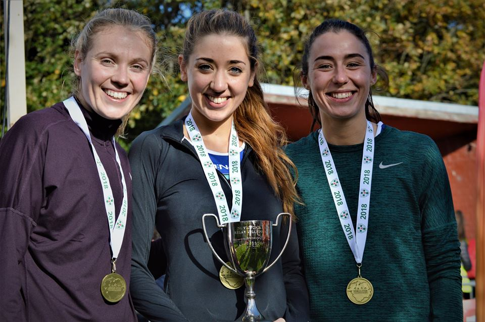 QUB AC, St Malachys AC, Beechmount Harriers and North Down AC secure Relay titles