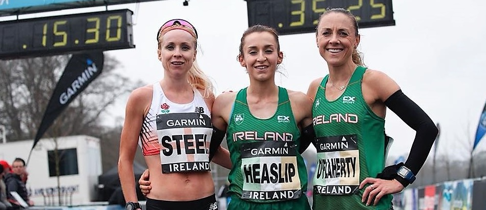 KERRY OFLAHERTY SECURES NATIONAL SILVER MEDAL AT GREAT IRELAND RUN