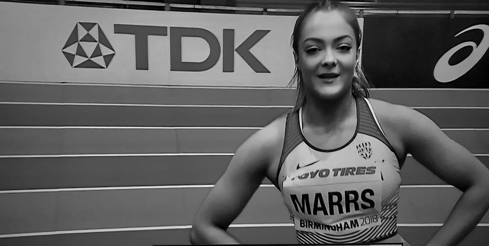 Local quartet represent Ireland and GB & NI at IAAF World Indoor Championships
