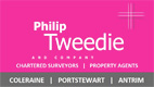 Philip Tweedie has established his Company as one of Northern Irelands leading estate agency practices